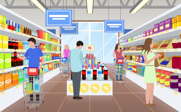 AIカメラの活用で、オフラインの購買・非購買行動を見える化する